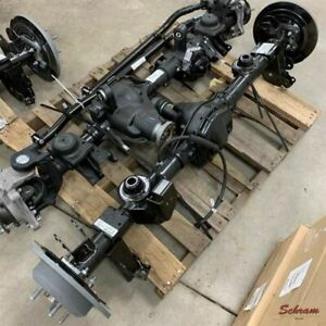 Jeep Wrangler 2020 M220 Rear Axle Assembly 2050804