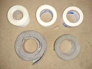 2 Of U S Gypsum 380041 Dry wall Joint Tape 75 Plus 3 Other Industrial Tapes