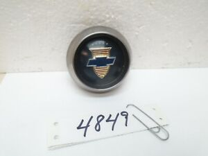 1951 1952 Chevrolet Horn Button Gm Chevy 51 52 Special Deluxe Bel Air Don