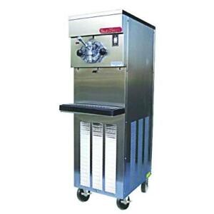 Saniserv 614 Floor Model Higher Volume 20 Qt Shake Machine