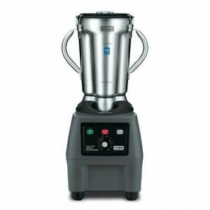Waring Cb15v 1 Gallon Variable Speed Food Blender W Electronic Keypad