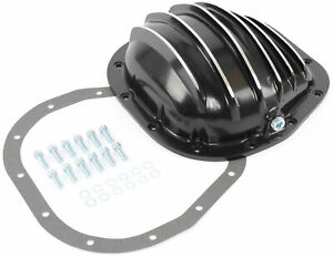 Jegs 62556 Cast Aluminum Differential Cover Ford 10 25 And 10 5 12 Bolt