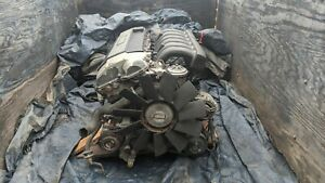 1993 1995 Bmw 325is E36 3 Series 2 5l Inline 6 Engine Motor 139 690 Miles M50