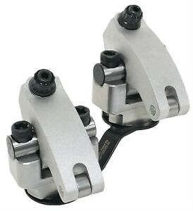 Jesel Kss 247070 Series Ss Shaft Mount Rockers Fits Trick Flow Powerport Bbc Ro
