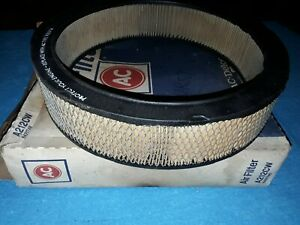 Nos Gm 1969 72 Camaro Z28 Ss Chevelle Olds gm Ac 212cw Air Cleaner Filter 70 71
