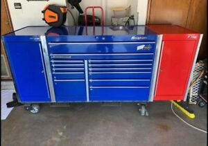 Snap On Tool Box Krl Master Series Box In Excellent Condition