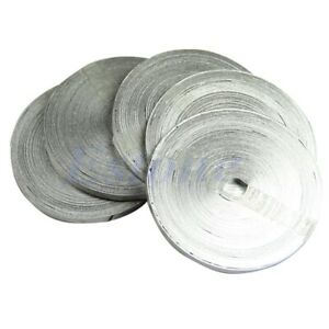 1rolls Mg 99 95 25g Magnesium Ribbon High Purity Lab Chemicals New Useful Wq