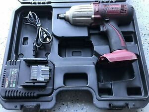 Matco Tools Cordless 18v 1 2 Impact Wrench Infinium Mcl1812iw