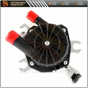 Secondary Air Injection Pump For 2005 2011 Toyota Tacoma 2 7l L4 Manual Trans