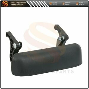 Rear Tailgate Handle For 1998 11 Ford Ranger Truck Black Textured Finish