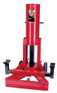 American Forge Foundry 3598 Air End Lift 10 Ton Air Jack