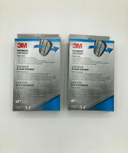 3m Ov Cartridges Filters For Half Full Face Respirators usa 6001 2 Box 4pc