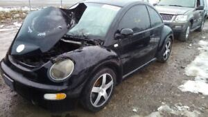 Speedometer Cluster Mph Hatchback Turbo 5 Speed Fits 02 03 Beetle 5881420