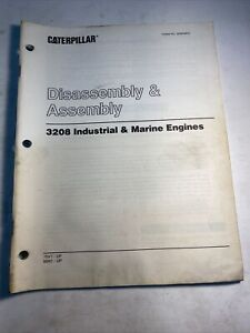 Caterpillar Disassembly Assembly 3208 Industrial Marine Engine Senr4631