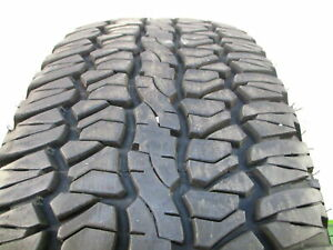 P245 65r17 Firestone Destination A T Owl Used 245 65 17 105 T 10 32nds
