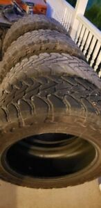 4 Usedtoyo Open Country M T Lt 37x12 50r22 Load F 12 Ply Mt Mud Tires