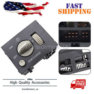 Dash Mounted Headlight Headlamp Parking Light Switch For Chevy Chevrolet Gmc