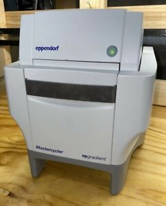 Eppendorf Mastercycler Ep Gradient Model 5341 Thermal Cycler Lab Ready