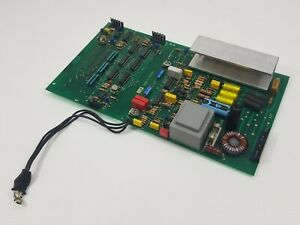 Emco Compact 5 Cnc Lathe Board Card A6a c112001 A6a 112020 From Working Emco