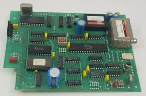 Emco Compact 5 Cnc Lathe Board Card A6a 115 000 From Working Machine