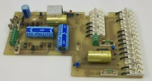Emco Compact 5 Cnc Lathe Board Card A6a c111 001 From Working Machine