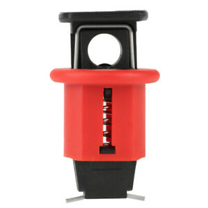 Circuit Breaker Lockout Lock Off Mcb Push Pin Device Safety Lockout Tool