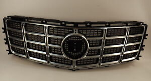 Oem Bumper Top Center Grille Cadillac 2013 2016 Xts Gm 22769524 Guc