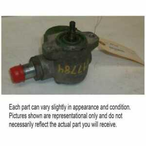 Used Hydrostatic Charge Pump Compatible With John Deere 6600 6620 7700 7720