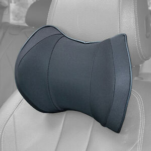 1 car Seat Neck Rest Soft Foam Pillow Cushion Pad Headrest Massager Pillow