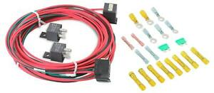 Holley 12 759 Relay Kit Dual Fuel Pump Harness 2011 2017 Ford Mustang Or Dodge C