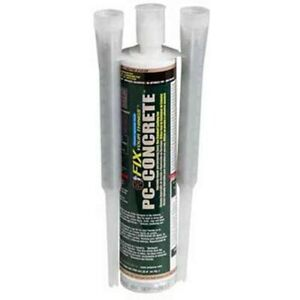 Pc Products 72561 Pc concrete Two part Epoxy Adhesive Paste For Anchoring Crack