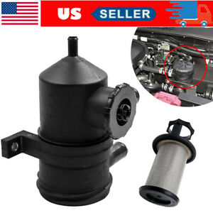 Universal Provent 200 Oil Separator Catch Oil Fuel Can Filter For Ford Toyota