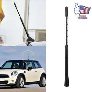 9 Replacement Car Auto Roof Mast Stereo Radio Fm Am Amplified Booster Antenna