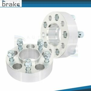 2x Wheel Spacers 5x4 5 1 5 Thick 14x1 5 Studs For Ford Mustang Gt V8 2015 2020