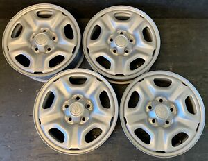 4 Toyota Tacoma Pick Up Wheels Rims Caps 15