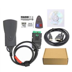 Pp2000 Lexia 3 Diagbox V7 83 For Citroen For Peugeot Obdii Car Fault Diagnostic