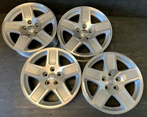 4 Dodge Charger Magnum Challenger Wheels Rims Caps 17