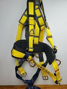 Safety Harness Dbi sala Delta Construction Size Xl Used