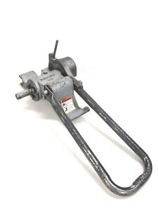 Ridgid Tools 916 Pipe Roll Groover 2 6