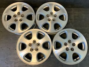 4 Subaru Legacy Impreza Wheels Rims Caps 15