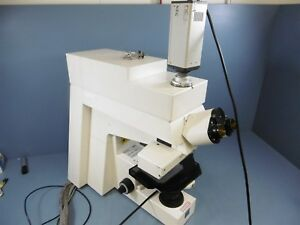 Used Parts Repair Zeiss Axiophot Lsm 210 Microscopy Microscope No Lenses