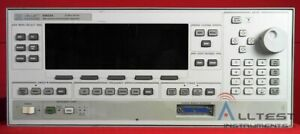 Agilent Hp 83623a 10mhz To 20ghz Synthesized Signal Generator