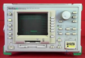 Anritsu Mw9060a Optical Time Domain Reflectometer 1341