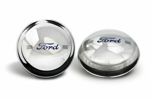 New 1942 Ford Pickup Hubcap W Pained Ford Insignia 21a 1130 p