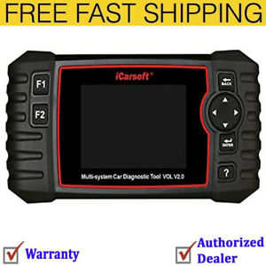 Icarsoft Scanner Auto Diagnostic Tool Vol V2 0 For Volvo Saab Oil Reset Srs Abs
