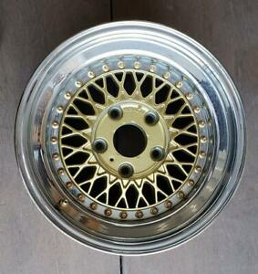 Fittipaldi Wheels Rims 16 Inch 5x130 3 pc Gold Windows Price Per Wheel
