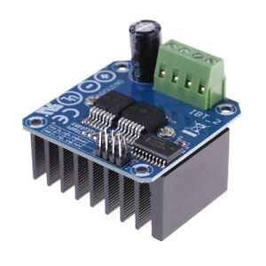 Double Bts7960b Dc 43a Stepper Motor Driver H bridge Pwm For Arduino Smart Cnzdn