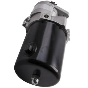 New Power Steering Pump For Massey Ferguson 175 255 265 165 175 Tractor Replaces