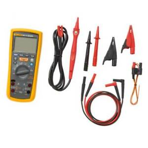 Fluke 1587 fc 2 In 1 Electrician Insulation Multimeter Tester
