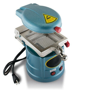 Dental Vacuum Forming Molding Machine Former Thermoforming Lab 1000w Heat 600w